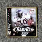 Sony PlayStation NFL GameDay 2000 Collector Pin 989 SPORTS Free Shipping