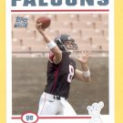 2004 Topps Matt Schaub RC Texans Falcons