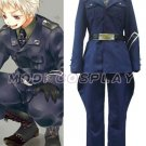 Axis Powers Hetalia Prussia Cosplay Costume,all size