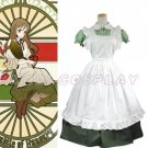 Axis Powers Hetalia Maid Hungary Cosplay Costume