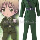Axis Powers Hetalia England Cosplay Costume,all size