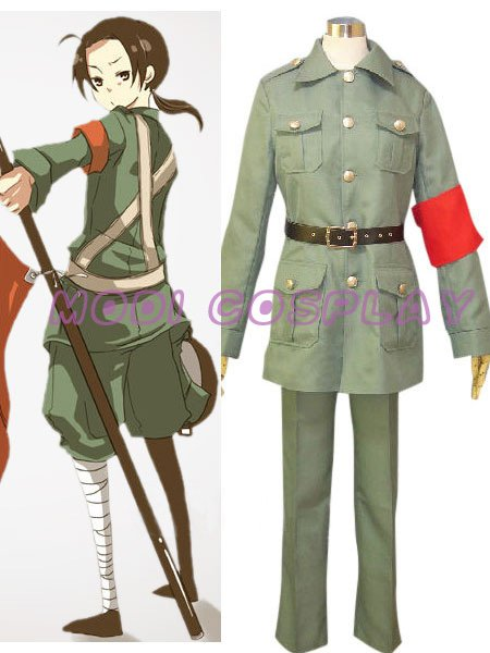 Axis Powers Hetalia China Cosplay Costume,all size