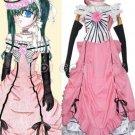 Black Butler Costume Kuroshitsuji Ciel Cosplay Costume, all size