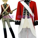 Axis Power Hetalia Anime Cosplay Costume,all size