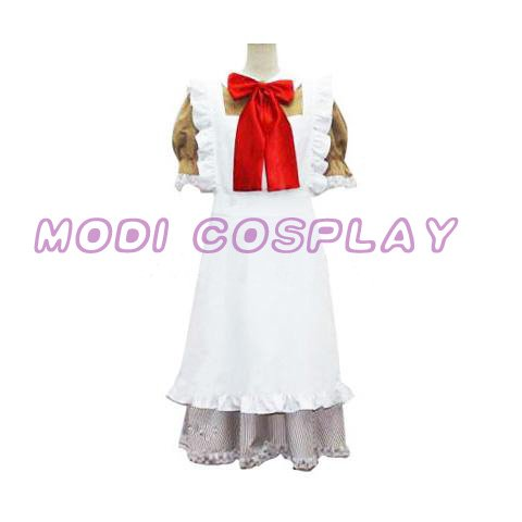 Hetalia Little Italy Cosplay Costume