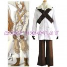 Axis Powers Hetalia Canada Cosplay Costume