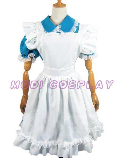 Alice in Wonderland Lolita Dress cosplay costume