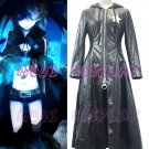 Vocaloid Miku Black Rock Shooter Anime cosplay Costume