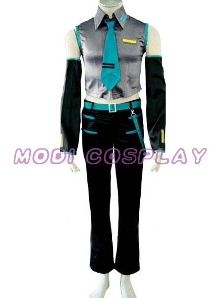 Vocaloid Hatsune Mikuo Cosplay Costume,all size