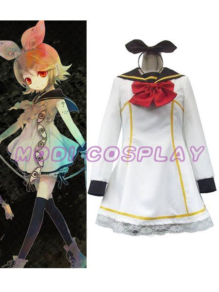 Vocaloid  Cosplay Costume,all size