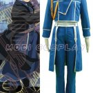 Full metal Alchemist Roy Mustang Cosplay Costume NEW
