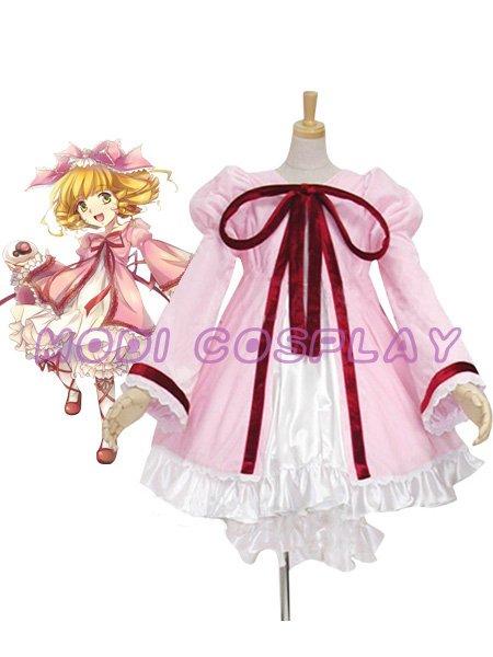 Rozen Maiden Kleine Beere Cosplay Costume