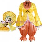 Rozen Maiden Kanaria Cosplay Costume,all size