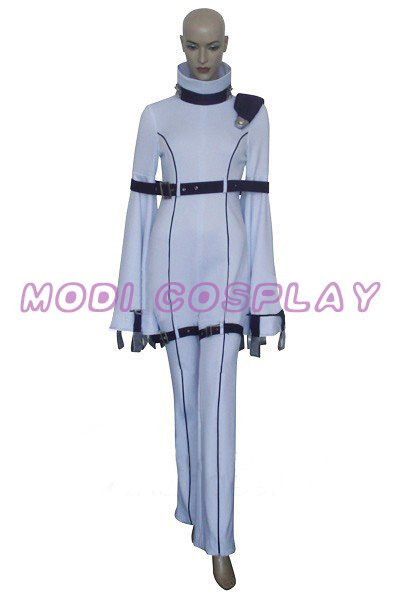 "Code Geass ""C.C"" Cosplay Costume"