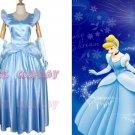 disney Anime cinderella princess cosplay costume