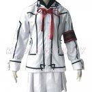 Vampire Knight YuKi Cross Cosplay Costume,all size