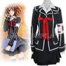 VAMPIRE KNIGHT Costume Cosplay Yuki Kurosu Cross BLACK