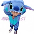 Pokemon Stitch Kigu Animal Pajamas Cosplay Costume