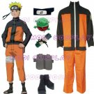 Naruto Shippuden Uzumaki Men`s Cosplay Costume,all size