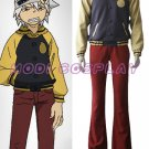 Soul Eater Evans Anime Cosplay Costume,all size
