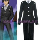 Soul Eater Death The Kid Anime Cosplay Costume all size