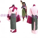 Inuyasha Sango Casual Wear Cosplay Costume,all size