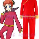 Gintama Silver Soul Kagura Cosplay Costume,all size