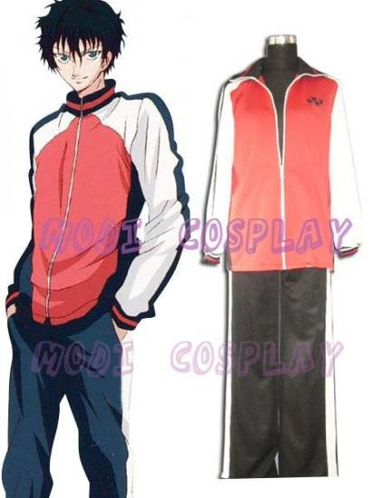 The prince of Tennis national champion cospla�y costume