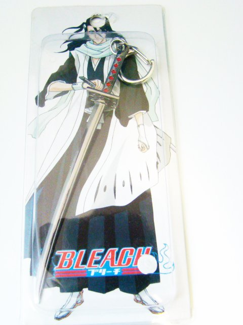 Bleach Sword Keychain Anime Cosplay High Quanlity B05-1