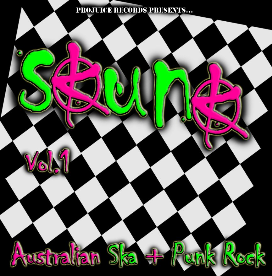 SKUNK VOL.1 Australian Ska + Punk Rock
