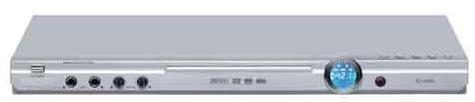 Region Free DVD Player (Silver)