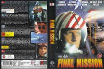Final Mission DVD Elizabeth Gracen (1993) All Regions Pal