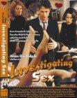 Investigating Sex DVD Dermot Mulroney Widescreen (2001) All Regions PAL