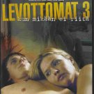 Levottomat 3 DVD Widescreen (2004) All Regions Pal