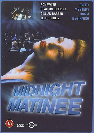 Midnight Matinee DVD (1990) All Regions Pal