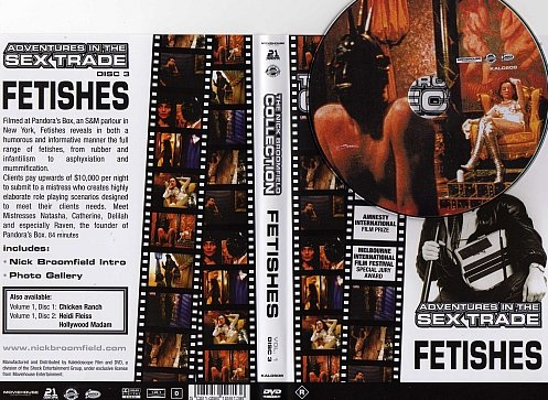 Fetishes DVD Unrated Version by Nick Broomfield