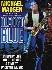 Almost Blue DVD 1992 Michael Madsen