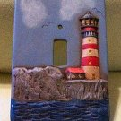 LIGHTHOUSE SINGLE SWITCH PLATE COVER