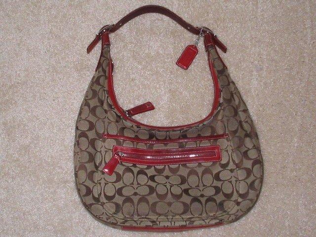 Coach Hobo Hand Bag
