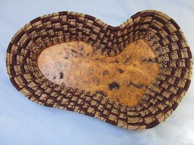 Pine Needle Basket - Item #B1157252
