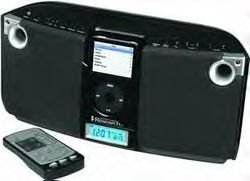 Emerson iPOD Portable Audio System