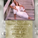 One Main Photo Pearls Photo Engagement and Wedding Announcements 5x8