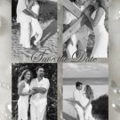 Rhinestones 4 Photos Photo Engagement and Wedding Announcements 5 x 8