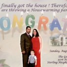 Congrats Photo Moving Announcement & Housewarming Party Invitations