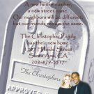 Mailbox Photo Moving Announcement & Housewarming Party Invitations