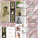 Filmstrip Red Carpet Hollywood Photo Quinceanera Sweet 16 Invitations