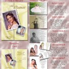 Multi Photo Golden or Any Color Photo Quinceanera Sweet 16 Invitations