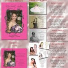 Trendy Hot Pink Any Color Photo Quinceanera Sweet 16 Invitations Pkge