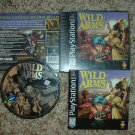 Wild Arms (Sony Playstation PS1) 100% COMPLETE IN CASE RPG Game with Manual, FOR SALE
