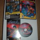 Legaia 2: Duel Saga (PS2 Legend of Legaia 2) RPG 100% COMPLETE IN CASE game for sale